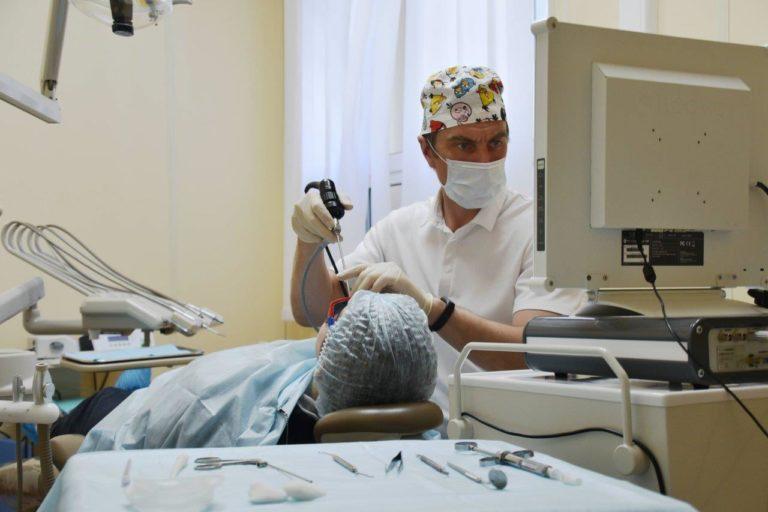 Эндоскопическая операция гайморовой пазухи