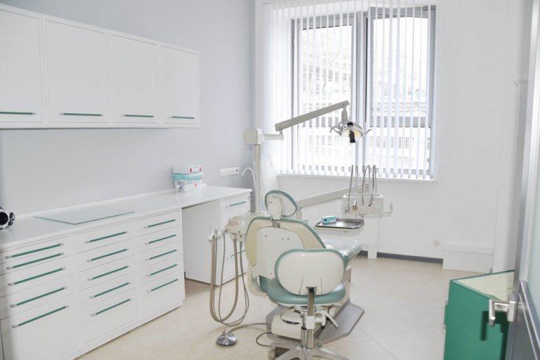 Стоматология в Москве - кабинет в стоматологии Эндостом