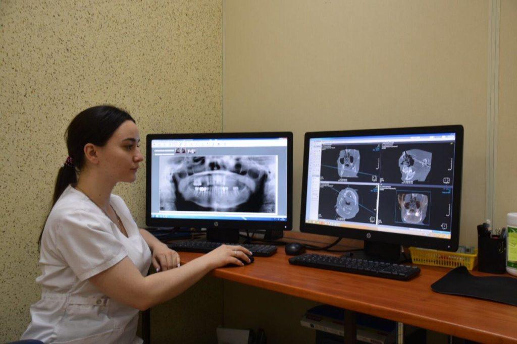 Кабинет Артроскопии в клинике Эндостом