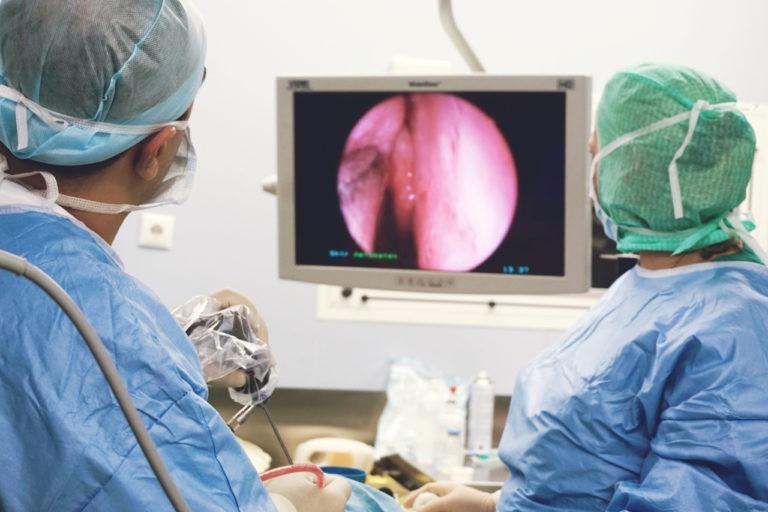 Эндоскопия пазух - клиника Эндостом